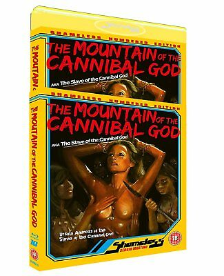 The Mountain Of The Cannibal God (Blu-ray)