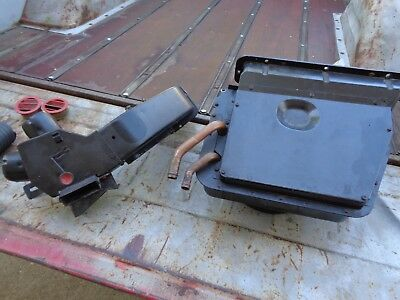 1964 1965 1966 Chevy Gmc Truck Heater Box Defroster Assembly