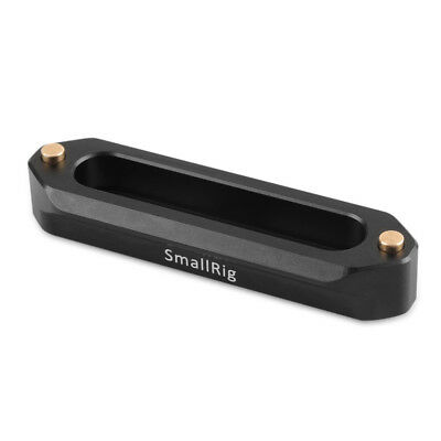 SmallRig Quick Release Safety Nato Rail 70mm with Spring Loaded Pin for RED 1195