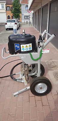 Graco Airless Sprayer Xtreme Verfspuit Systeem High Presure Technology X70