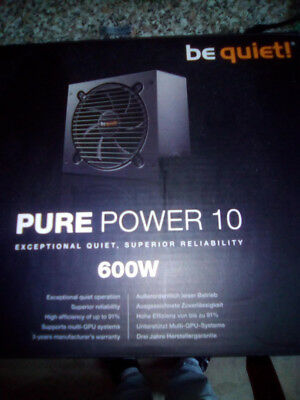 Be Quiet Pure Power 10 80 Plus Silver