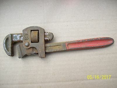 "West Germany 8"" Pipe Wrench"