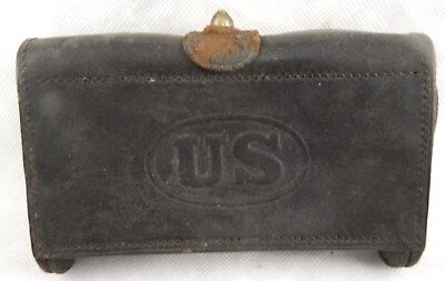 **  Nice Spanish American War US McKeever Ammo Pouch  **