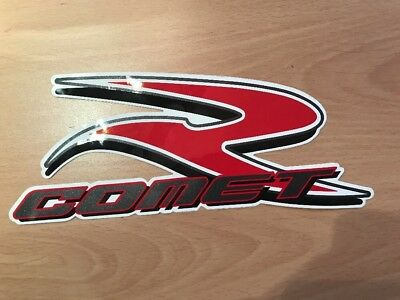 Hyosung R 125 Commet Right Hand Faring Emblem