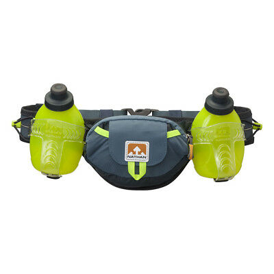 Nathan Sports Trail Mix Plus Hydration Belt Bottle Running Cycling Walking