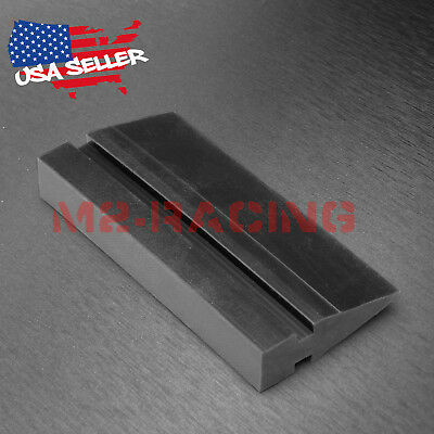 "Window Tint Black Turbo Squeegee 4"" Rubber Material Car Auto Tinting Film Tool"