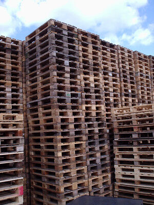 Euro Pallets, Grade B Stamped Heavy Duty Euros Pallets 1200 x 800 Coffee Table