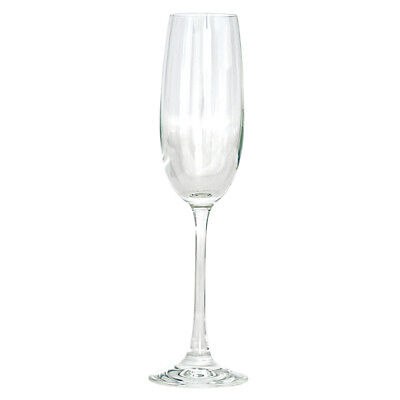 NEW Set of 6 Salut Champagne Flutes