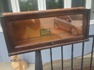 Globe Wernicke Bookcase 3/4 Section D8/12 S 798  1/2