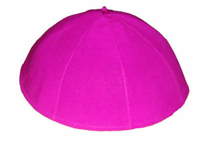 Violett Solideo, Purple zucchetto, Solideo , Calotte, Chasuble,Vestment,ZU-0F