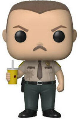 Super Trooper - Farva - Funko Pop! Movies: (2018, Toy NUEVO)