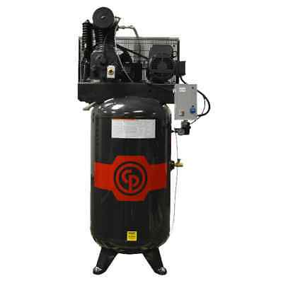 Chicago Pneumatic RCP-C583VS/5HP Iron Series 2-Stage Electric Simplex Compressor
