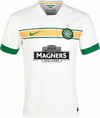 NIKE EXC - CELTIC (THE BHOYS) - 3rd Football Shirt/Jersey 14/15 - BNWT + 100%FB!