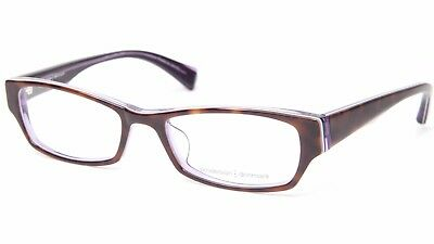 500b7e4b21 NEW PRODESIGN DENMARK 4672 c.5534 HAVANA BROWN EYEGLASSES FRAME 50-17-135