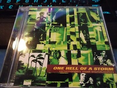 One Hell of a Storm by Various Artists, CD (1995 Planet Earth) VG++w/ Free Shipn