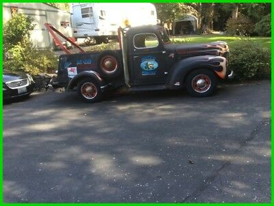 KB1 Tow Truck  1948 Used Manual Pickup Truck