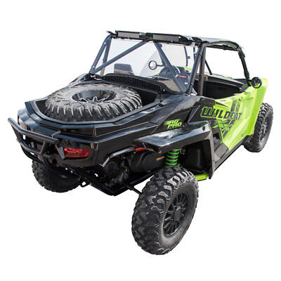 TEXTRON WILDCAT TRAIL 700 2018 Tusk UTV Fabric Roof Black Top nylon