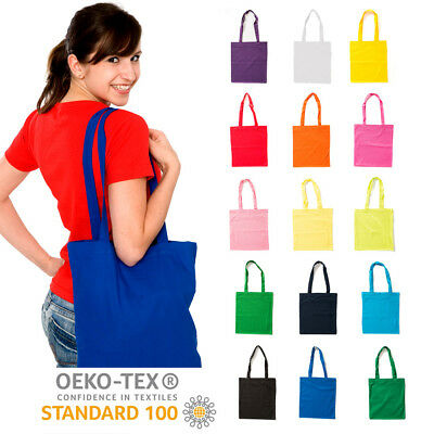 Cotton Bag Case Cotton Tote Bag Cotton 38x42cm Long Handle