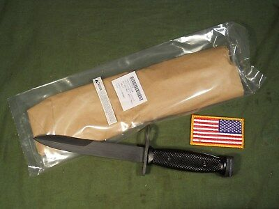 Mint M7 Knife Original U.S. In Sealed Package - Ontario Bayonet Only