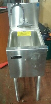 Perlick TS12HS Under Bar Sink Stainless Commercial