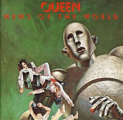 News Of The World: Deluxe Edition - 2 DISC SET - Queen (2011, CD NUOVO)