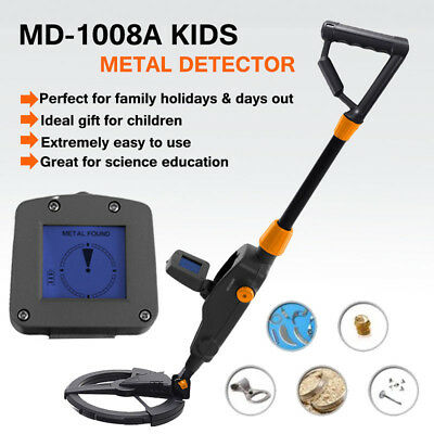 LX_ MD-1008A LCD Metal Detector Beach Search Machine Underground Gold Digger l