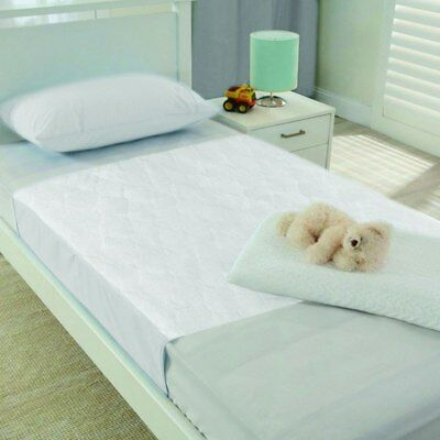 Playette Water Resistant Bed Pad Protector (with flaps)