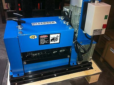 Wire Stripping Machine - Copper Stripper NEW! by BLUEROCK Tools NEW! BLUE WS-212