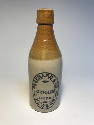 Great Original Glossy Condition Double Dipped Ginger Beer Eberhard & Co Clunes