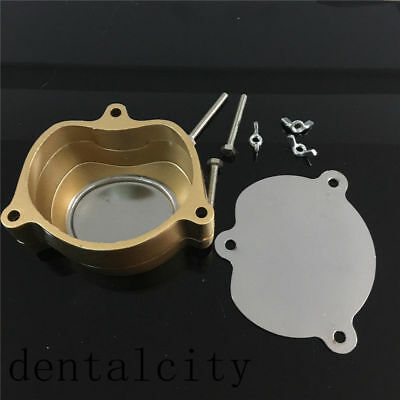 Denture Flask Dental Lab Press Compress Compressor Equipment Aluminium/Copper