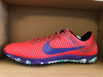 NIKE ZOOM RIVAL WAFFLE TRACK FIELD SHOES MEN'S SIZE 8.5 or WOMEN'S size 10