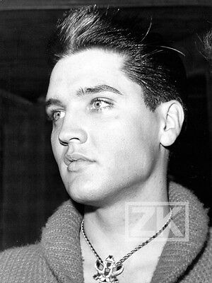 ELVIS PRESLEY The King Rock Blues Portrait Kerby Photo 1950s