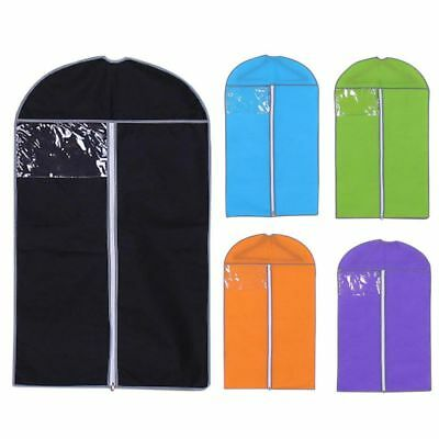 Garment Suit Dress Jacket Clothes Coat Dustproof Cover Protector Travel Bag AU