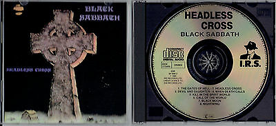 Black Sabbath - Headless Cross / CD /