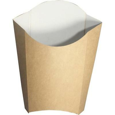 Cardboard Kraft Chip Scoop   Qty 1000