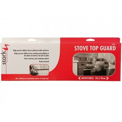 Stork Child Care Stove Top Guard  - New