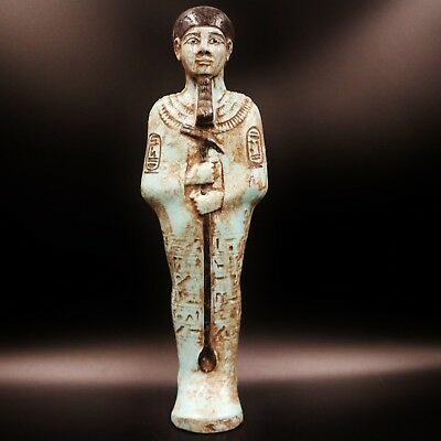 XX-Large Rare Antique Egyptian Statue for Ancient God Ptah...ONE OF A KIND