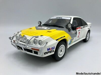 Opel Manta 400 Gr. B #2 Rallye Safari 1985  Aaltonen/Drews  1:18 OTTO  >>NEW<<*