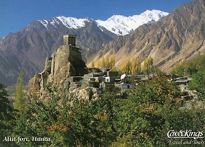 AK Pakistan Hunza Das Altit Fort