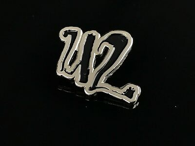 U2 Achtung Baby - Logo Pin Badge - New - Limited Edition - Free UK Postage