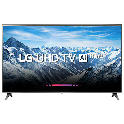 "New LG - 75UK6500PTB - 75"" 4K UHD Smart LED TV"