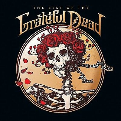 The Grateful Dead - The Best of the Grateful Dead - New 2CD Album