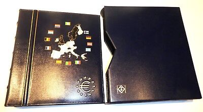 "# 135 Album ""First official issue of the Euro coins"""