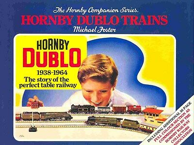 """The Hornby Companion Series Vol.3   """"hornby Duplo Trains 1938-1964""""  Like New !"""
