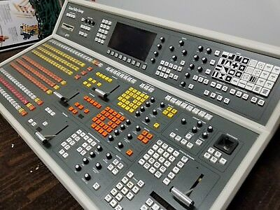 Grass Valley 4000 Component Digital Video Switcher - in great condition