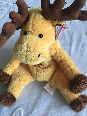 TY BEANIE BABY ~ DOMINION the Canadian Moose (8.5 Inch)(Internet ... ab1fcf097ff6