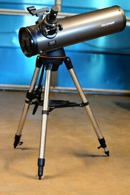 "CELESTRON NEXSTAR 130 SLT 5"" Computerized Telescope good condition"