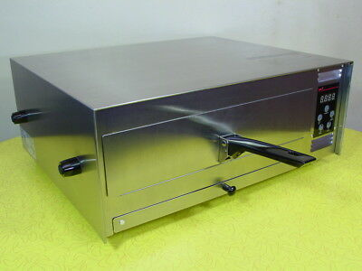Wisco Commercial Stainless Steel Electric Pizza Oven Model 425C - Mint Condition