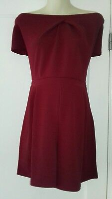Lovely Size 18 New Off The Shoulder Maternity Playsuit See Pics !!