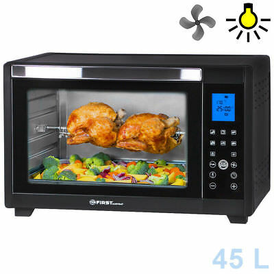 B-Ware: First Austria 5043-2 30 L 1600W Backofen mit Touch-Display
